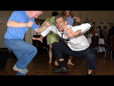 Танцы на свадьбе) Угарные приколы видео смех и юмор