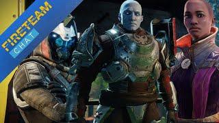 Destiny 2: NO SPOILER Launch Impressions + SPOILER Campaign Talk - Fireteam Chat Ep. 128