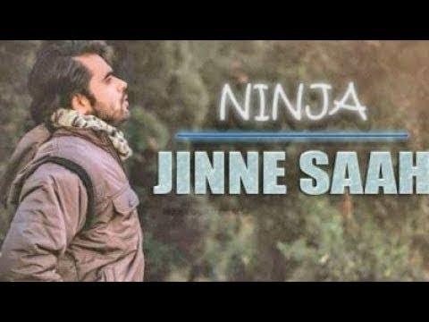 Jinne Saah || Ninja || Whatsapp Facebook Status || Punjabi video song