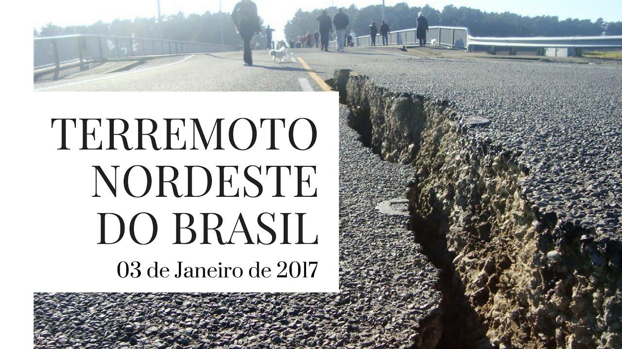 Terremoto no Brasil 2017 - YouTube