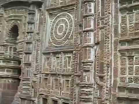 Shyam Rai Temple at Bishnupur