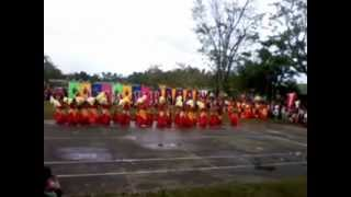BASUDANI FESTIVAL 2013 CONTINGENT NO 4 HIGH SCHOOL CATEGORY BANSUD ORIENTAL MINDORO