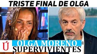 El escándalo de Supervivientes para hacer que Olga Moreno no gane la final en Telecinco