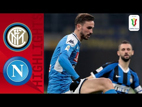 Inter Napoli Goals And Highlights