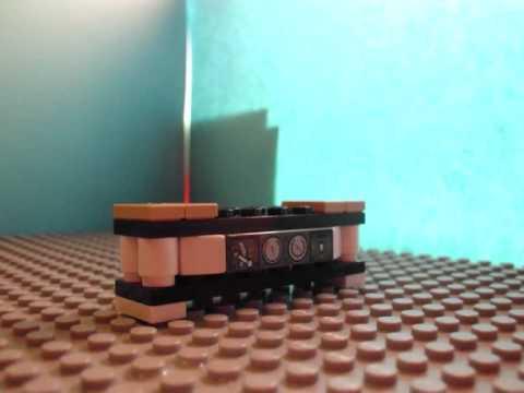 faire une tv et une table basse en lego youtube. Black Bedroom Furniture Sets. Home Design Ideas