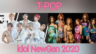 T-POP : THAILAND IDOL NewGen 2020