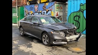 Авто Из Сша. 2018 Honda Accord 2.0t (11500$) . Ukraine 🇺🇦.