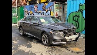Авто из США. 2018 Honda Accord 2.0T (11500$) . Ukraine 🇺🇦.