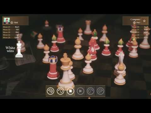 Chess Ultra Games 36-41 wins VS computer professional |