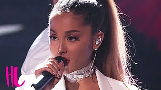 Ariana Grande Slays On 'The Voice' Finale - Watch