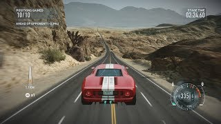 Big Jumps in 16 different racing games (Need for Speed, The Crew, Forza Horizon)
