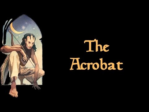 Skyrim Build: The Acrobat - Oblivion Class Restoration Project - Ordinator Edition