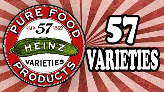 "What the ""57"" in Heinz 57 Really Indicates"
