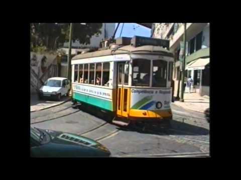 Lisbon Trams 1997