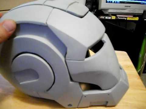 War Machine Helmet Version 2