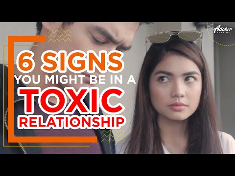 6 Signs You Might Be In A Toxic Relationship | Adober Studios