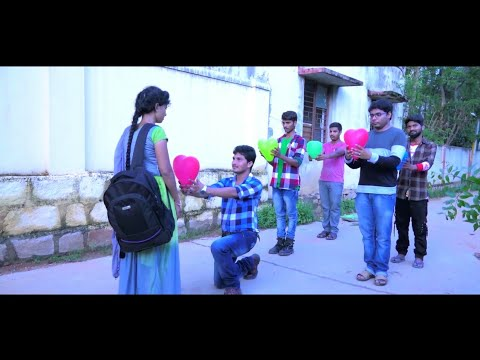 Love proposal \\ latest telugu short film...