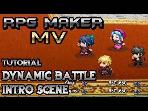 Dynamic Battle Intro Scene Tutorial && Plugin Updates Round