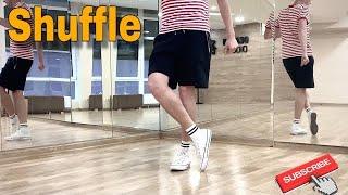 How to Shuffle Dance | Шафл Движения Обучение | PROdance