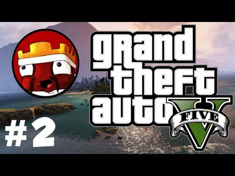 GTA V - Episode 2 - CARS MAKING LOVE!