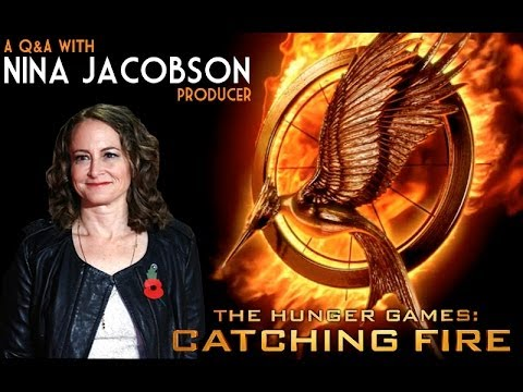 The Jew behind the 'Hunger Games': Nina Jacobson on fire