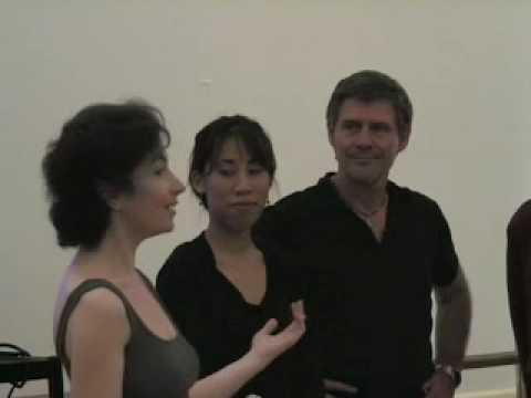 Magic of Tango, 6/27/09 - Interview & Exhibition b...