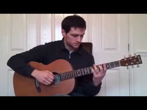 How To Play Keep Your Head Up  Ben Howard Guitar Lesson  Tutorial  Part 2