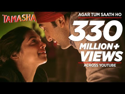 Agar Tum Saath Ho FULL AUDIO Song | Tamasha | Ranbir...