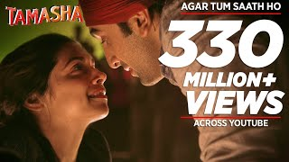 Download song Agar Tum Saath Ho FULL AUDIO Song | Tamasha | Ranbir Kapoor, Deepika Padukone | T-Series
