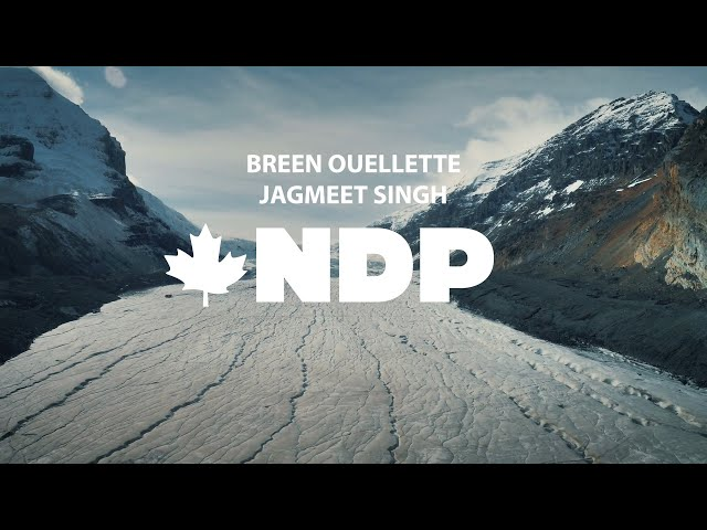 Shocking truth about Canada | GO VOTE! (NDP Jagmeet Singh & Breen Ouellette)