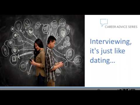 Career Advice Series: Interviewing: Becoming an Irresistible Candidate