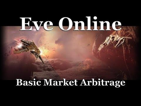 Eve Online - Basic Market Arbitrage