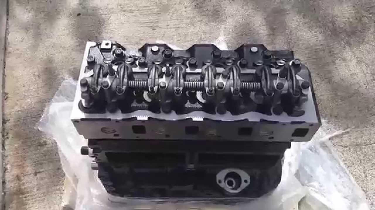Isuzu 4BD2 new engine for Isuzu NPR GMC Tiltmaster W4 W5