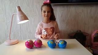 Яйце з сюрпризом Лаки бій/Lucky boy/відкриваємо іграшки/Eggs with surprises/unboxing kinder surprises