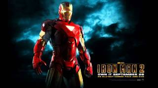Play Iron Man 2, Film Score