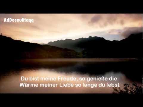 Ahmed Bukhatir - Nasheed Zawjati - Deutsche Übersetzung