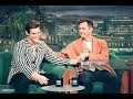 JIM CARREY & HARRY C.JR - HILARIOUS INTERVIEW