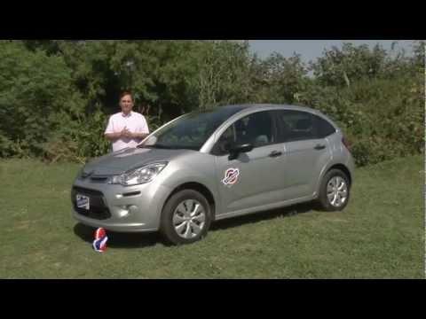 Test nuevo Citroën C3 - A Todo Motor