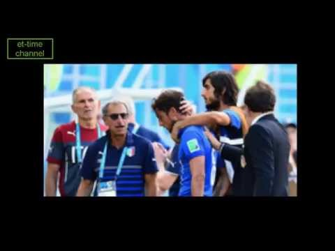 World Cup: Luis Suarez mired in another biting controversy as Uruguay beat Italy