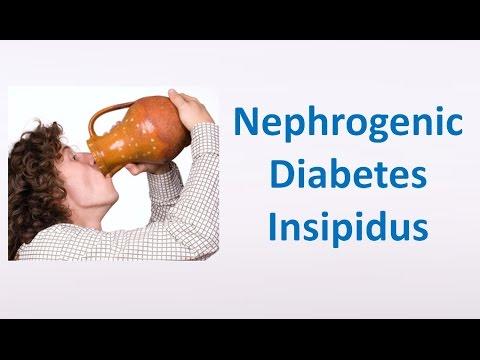 Nephrogenic Diabetes Insipidus