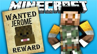 Minecraft BOUNTY HUNTERS #3 with The Pack (Minecraft PVP Mini Game)