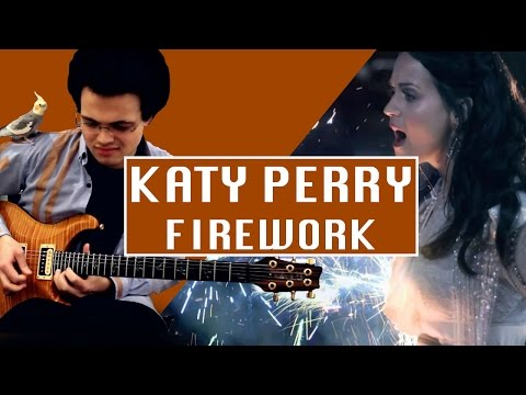 Katy Perry - FIREWORK - Guitar Cover By Adam Lee