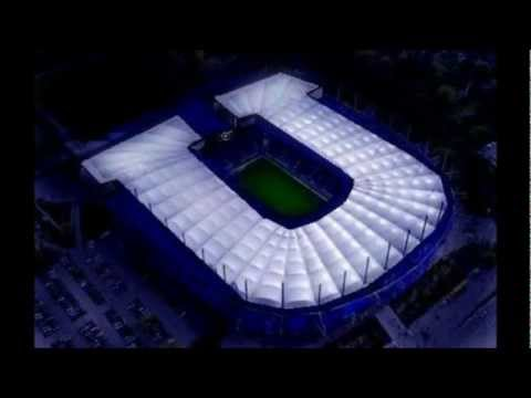 Nuevo Estadio Universidad de Chile