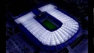 Nuevo Estadio Universidad de Chile