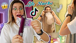 TRYING TIKTOK VIRAL LIFE HACKS! - Lulu99