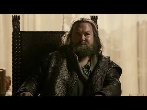 Il Trono Di Spade 1 - Game Of Thrones 1: Re Robert Baratheon discute di guerra.