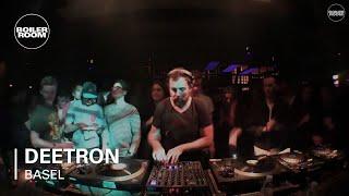 Deetron Boiler Room Basel DJ Set