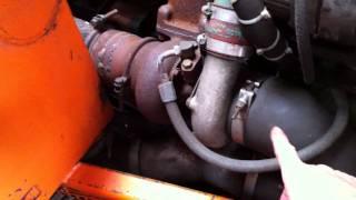 Detroit Diesel 4-53T in Tucker Sno-Cat