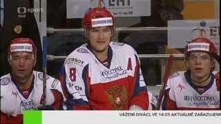 Russia - Czech Rep. 6:0 █ Кубок Первого канала 2012 Россия Чехия