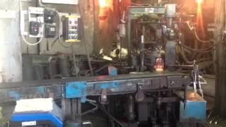 Производство стеклянной бутылки(, 2013-09-24T08:45:48.000Z)